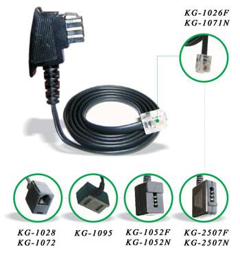 TAE Plug to US Plug..